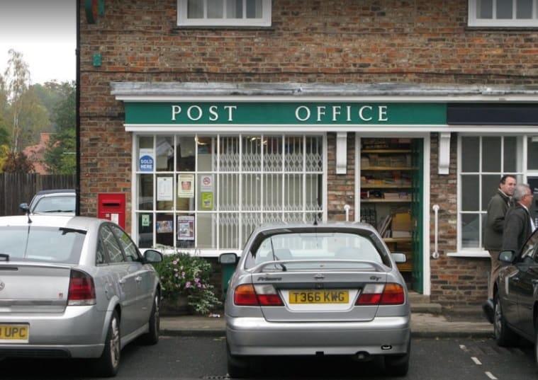 Heslington Post Office