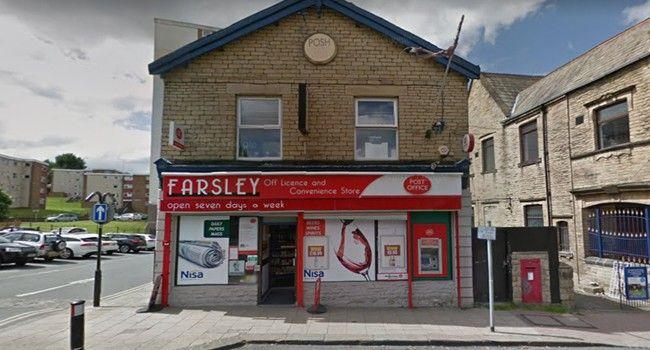 Farsley Post Office