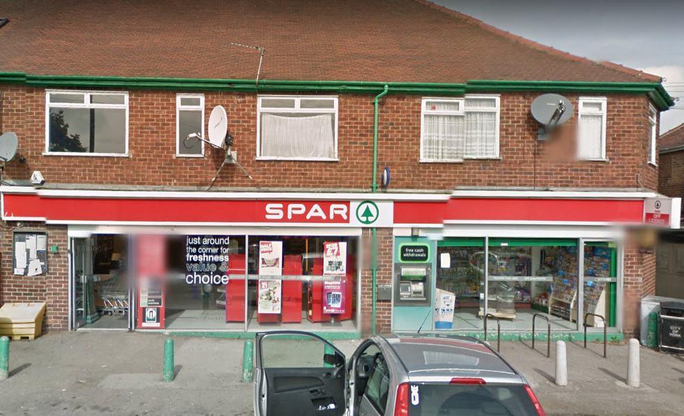 Bad Bargain Lane Post Office