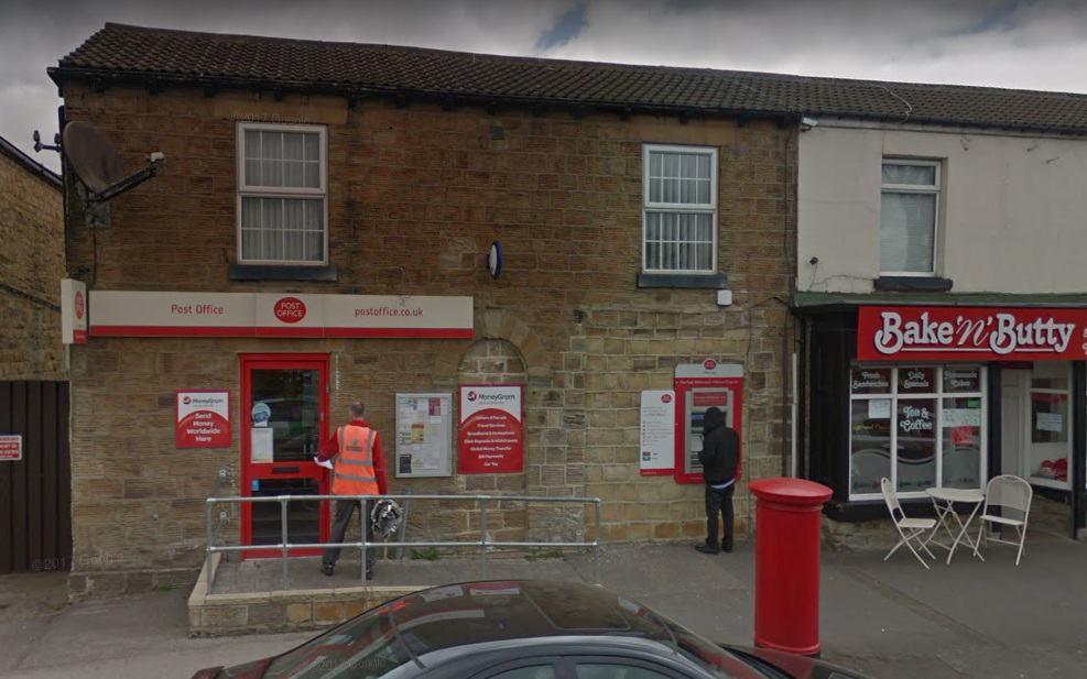 Handsworth Post Office