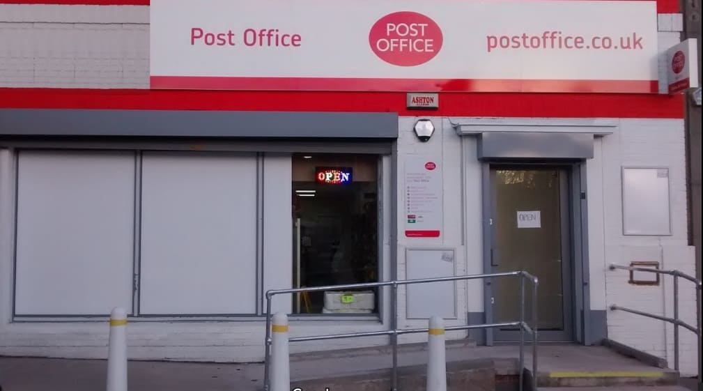 Attercliffe Post Office