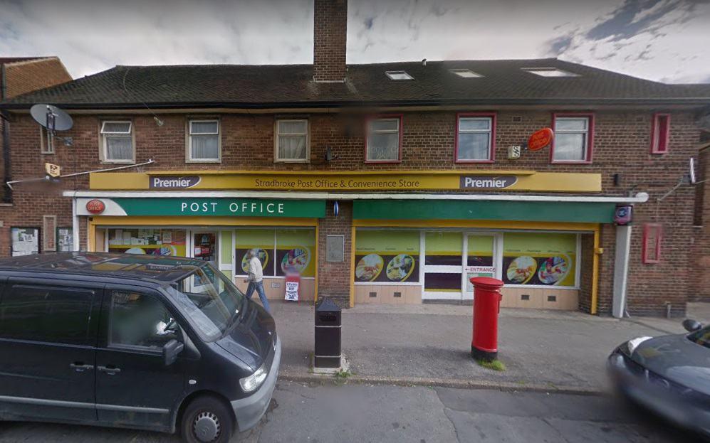 Stradbroke Post Office