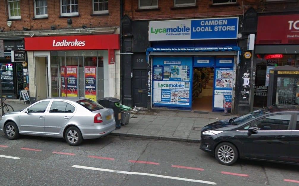 Camden High Street (146) Post Office