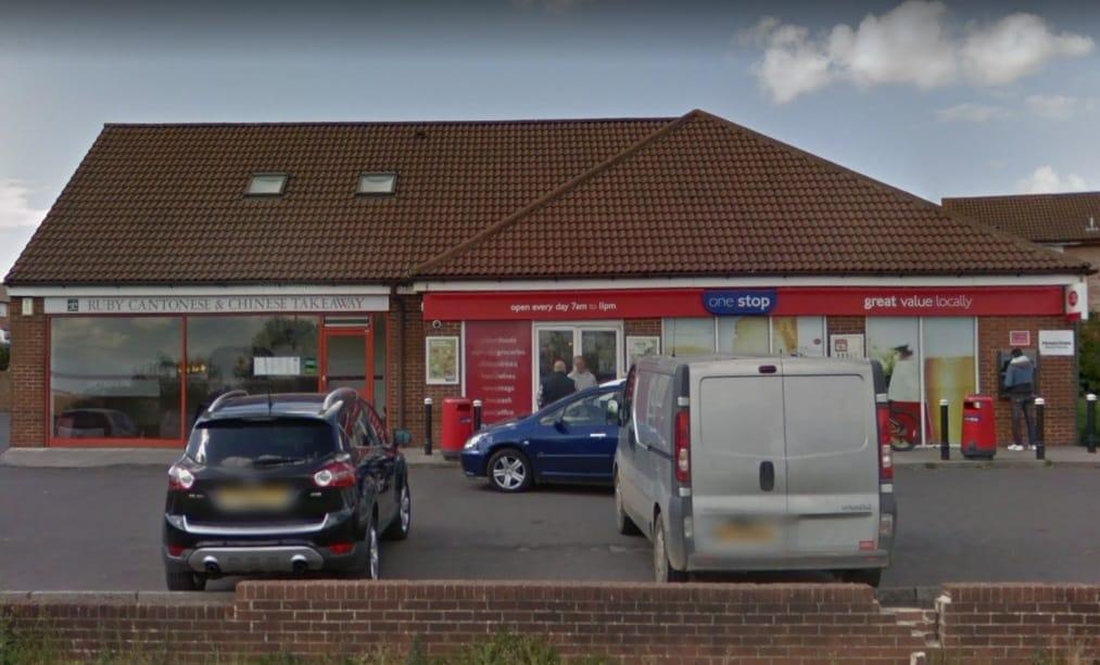 Hamp Post Office