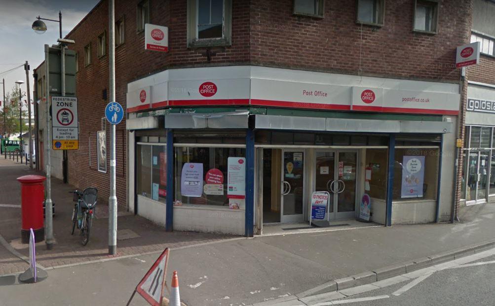 Bridgwater Post Office