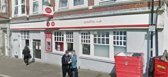 Merthyr Tydfil Post Office