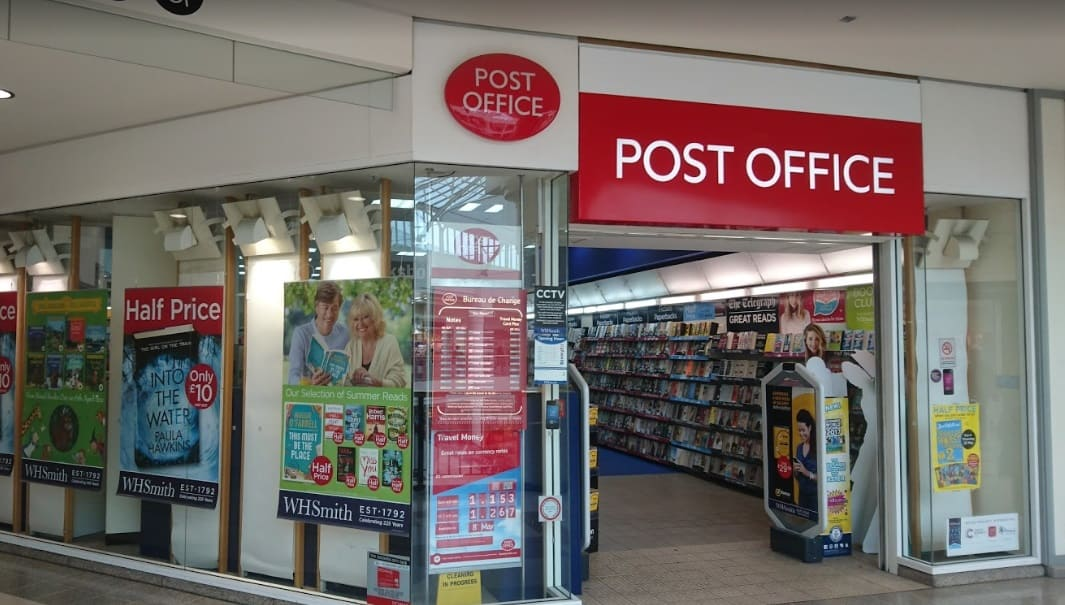 Ilford Post Office