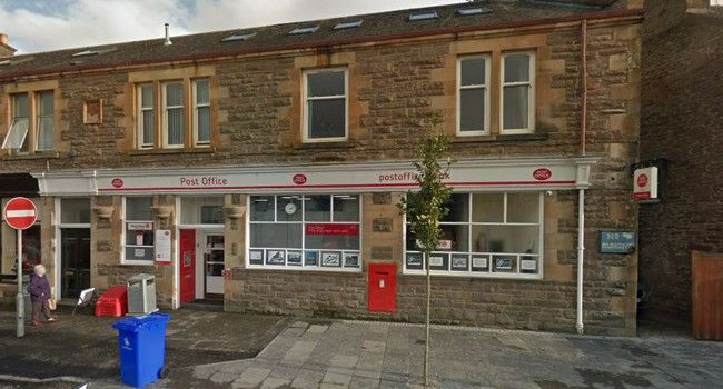 Dunblane Post Office
