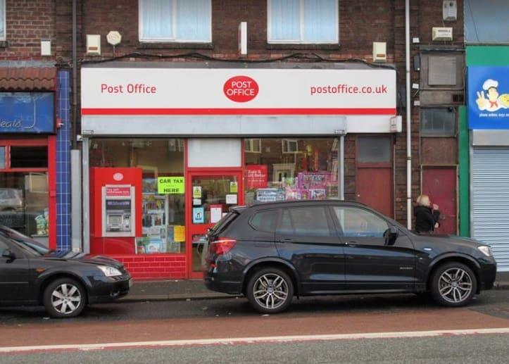 Highfield Post Office