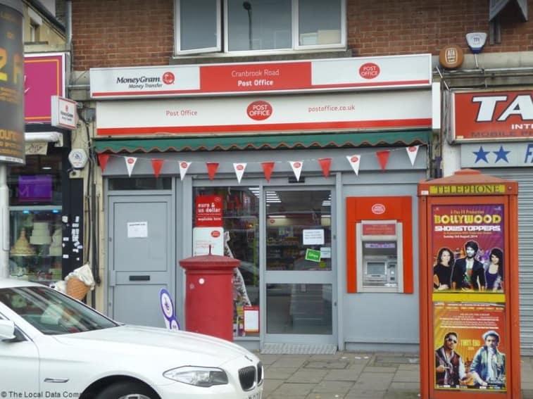 Cranbrook Road 126 Post Office