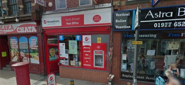 South Elmsall Post Office