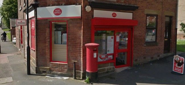 Wincobank Post Office