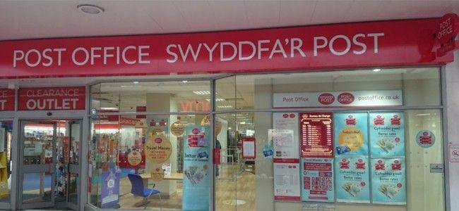 Cwmbran Post Office