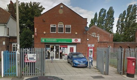Norris Green Post Office