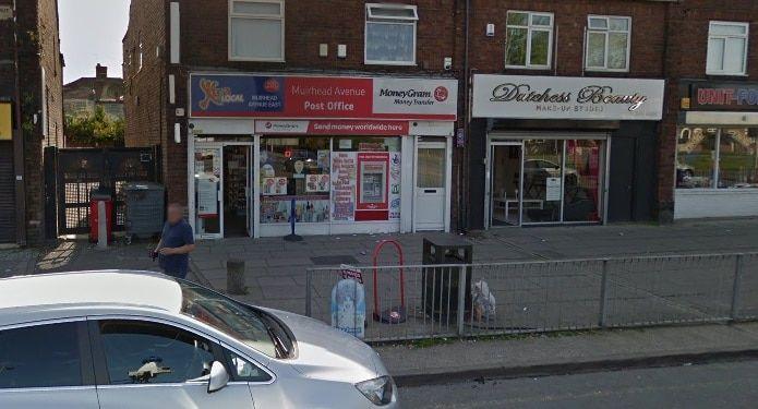 Muirhead Avenue East Post Office