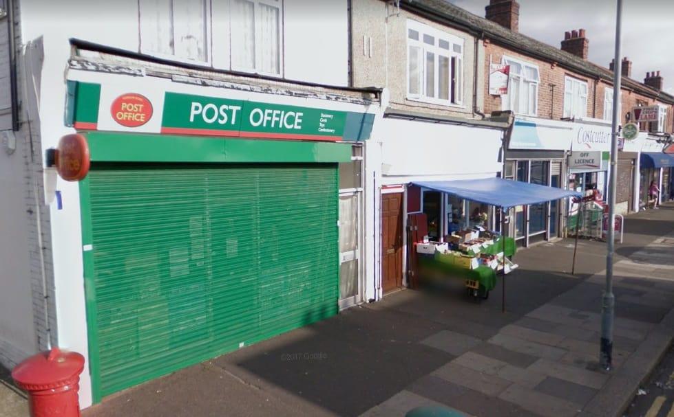 Gordon Road Post Office