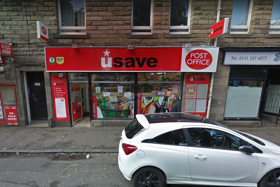 Balgreen Road Post Office