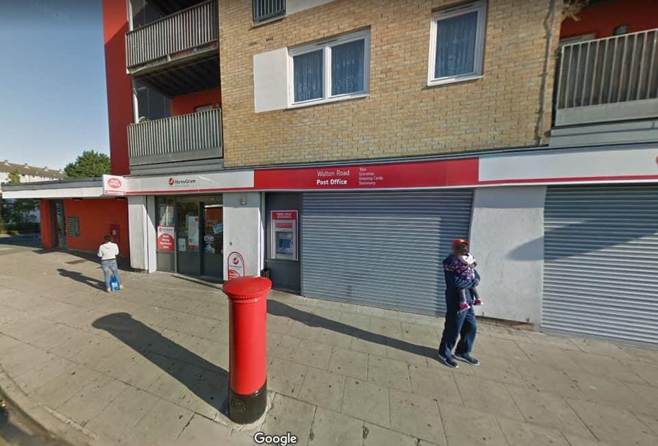 Walton Road Post Office