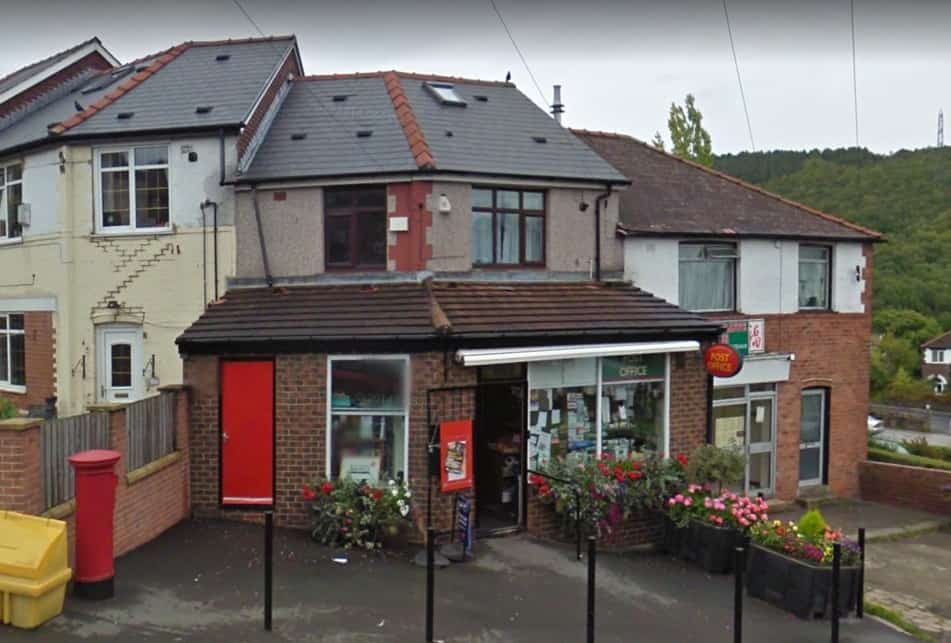 Wharncliffe Side Post Office