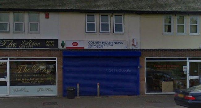 Colney Heath Post Office