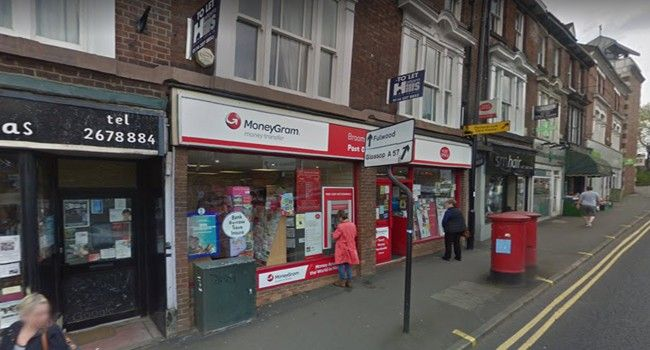 Broomhill Post Office