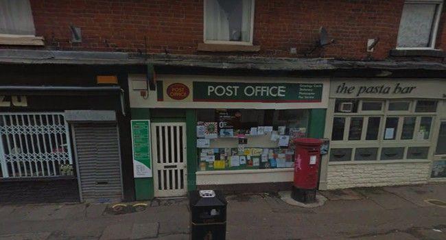 Sharrow Vale Post Office