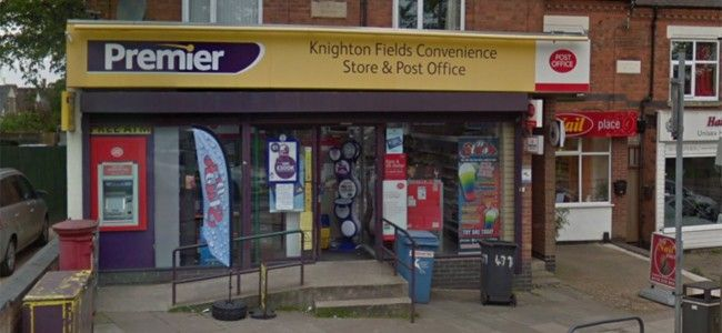 Knighton Fields Post Office