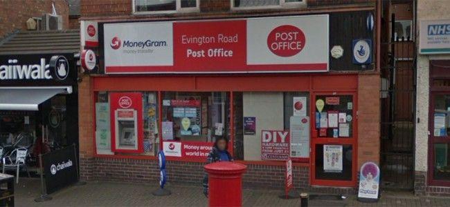 Evington Road Post Office