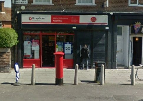Walton Hall Avenue Post Office