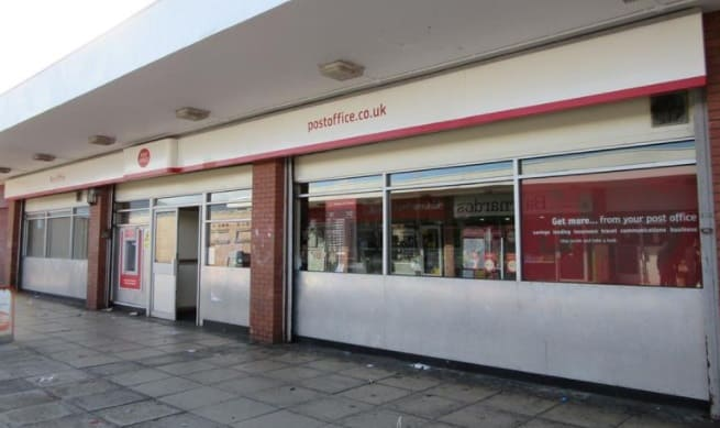 Breck Road Post Office