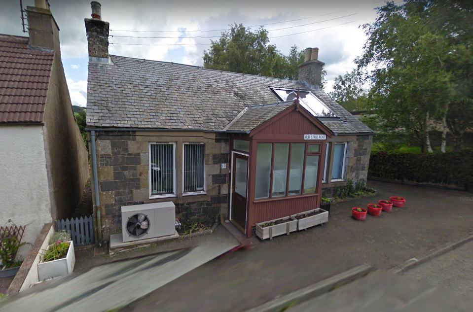 Fountainhall Mobile Service Post Office