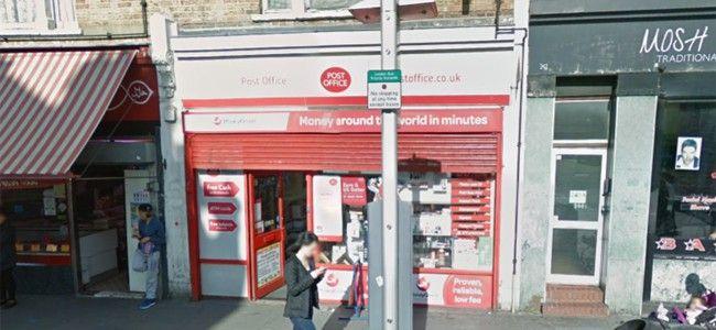 Leyton High Road (244) Post Office
