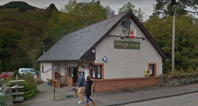 Strathyre Post Office
