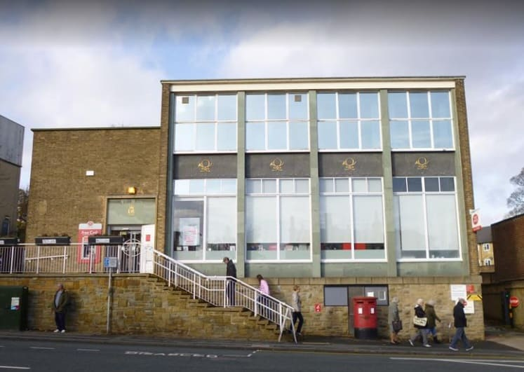 Pudsey Post Office