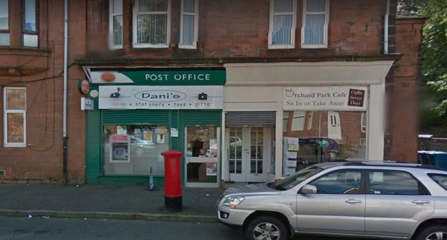Carmyle Post Office