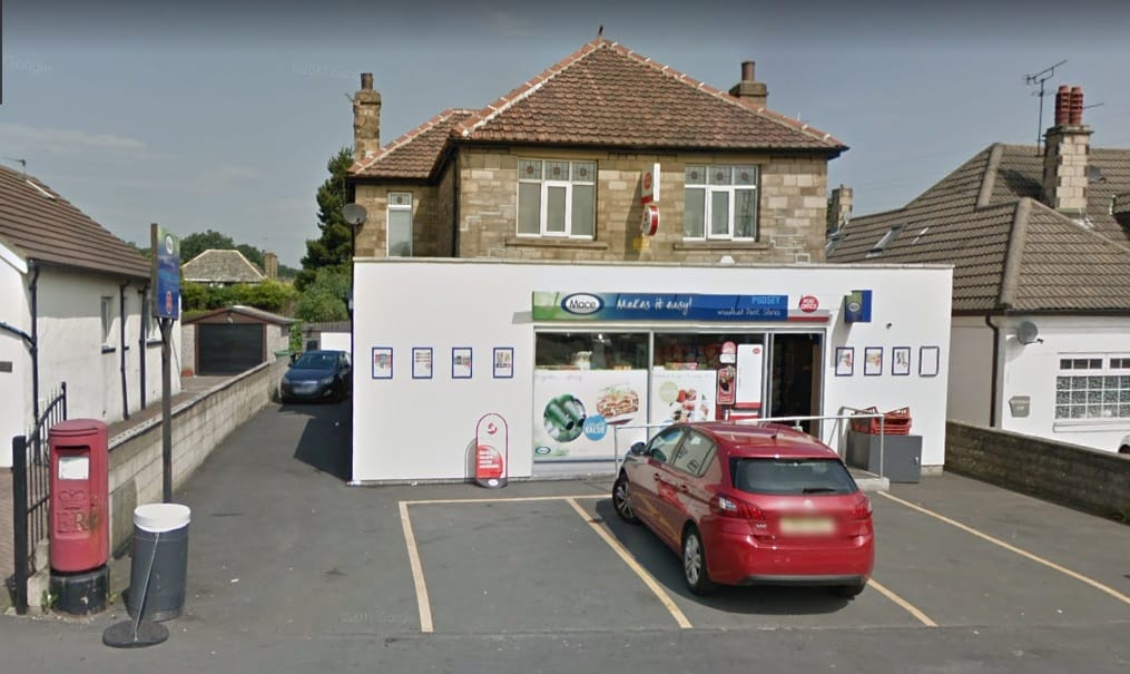 Woodhall Park Post Office