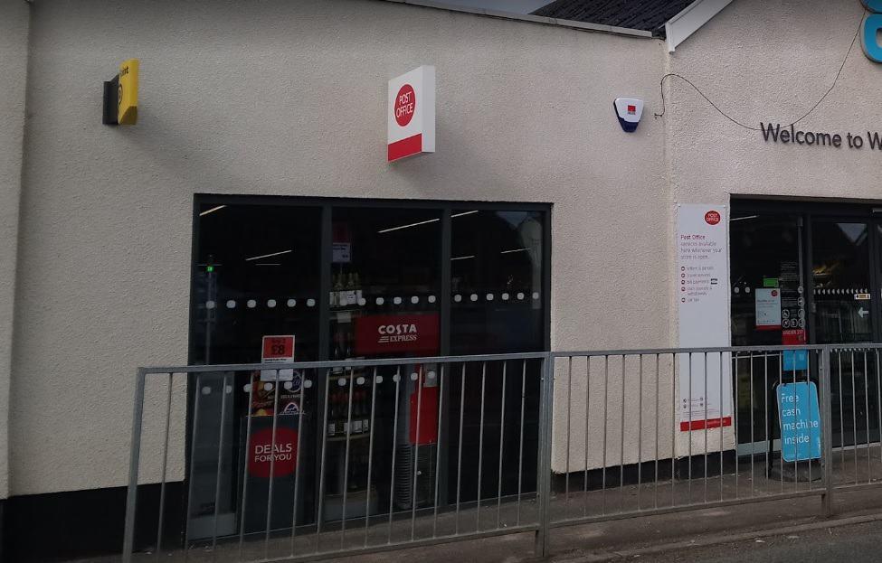 Woolavington Post Office