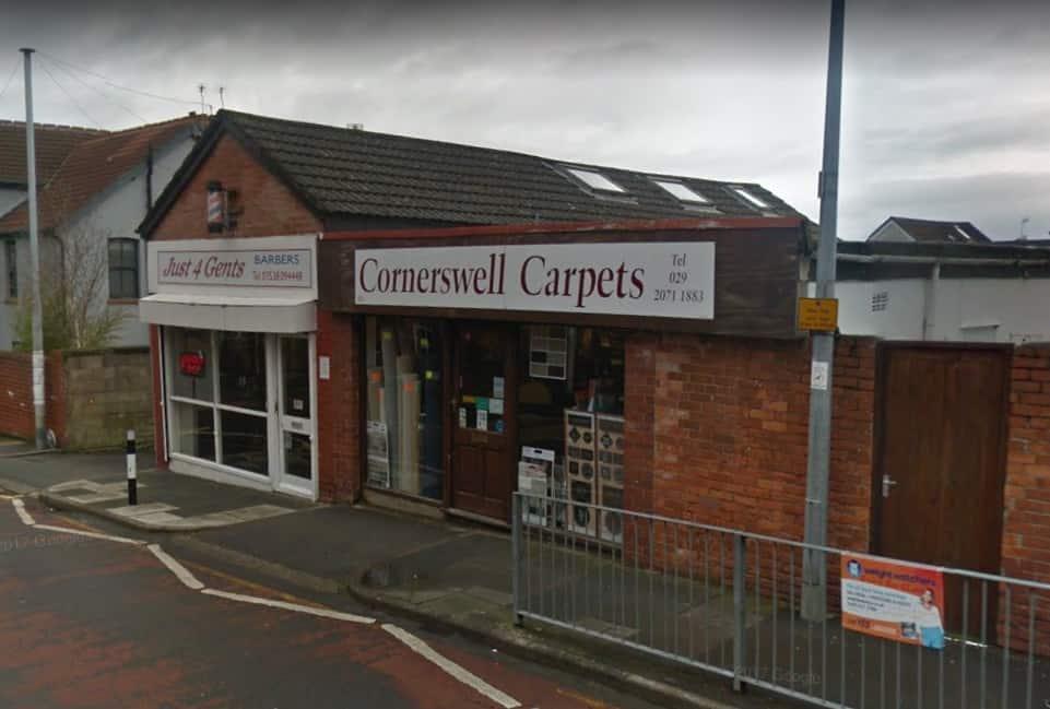 Cornerswell Road Post Office