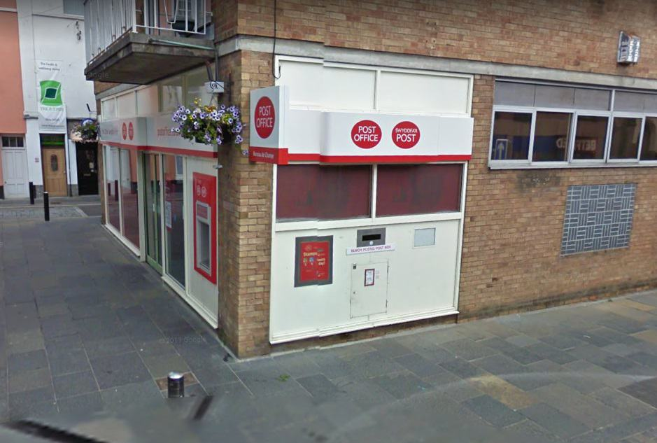 Dunraven Place Post Office