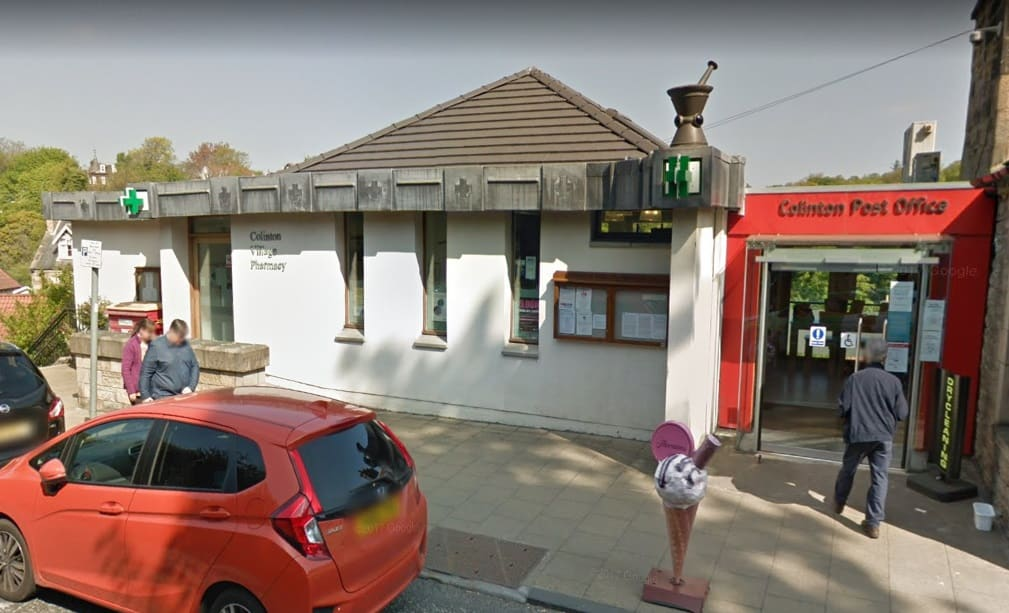 Colinton Post Office