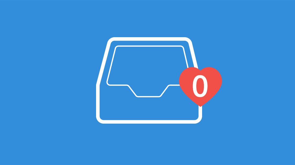 zero inbox how to keep one