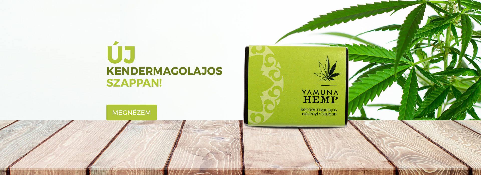 Yamuna növényi alapú szappanok
