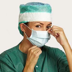 Hogyan vegyük fel a maszkot #2