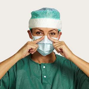 Hogyan vegyük fel a maszkot #3