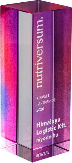 Nutriversum - Kiemelt Partner díj 2020