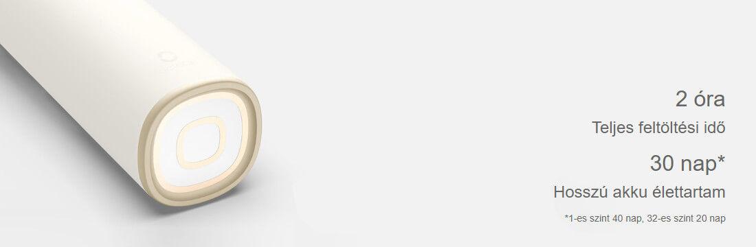 Xiaomi Oclean X Elektromos fogkefe