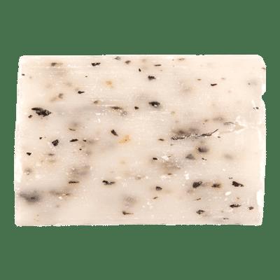 Organic-citromfüves hidegen sajtolt szappan 100g