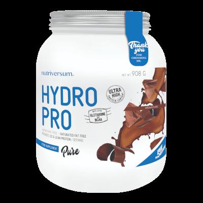 Hydro PRO - 908 g - PURE - Nutriversum - csokoládé