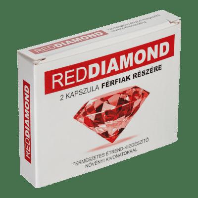 Red Diamond - 2db kapszula