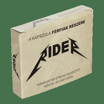Rider - 4db kapszula